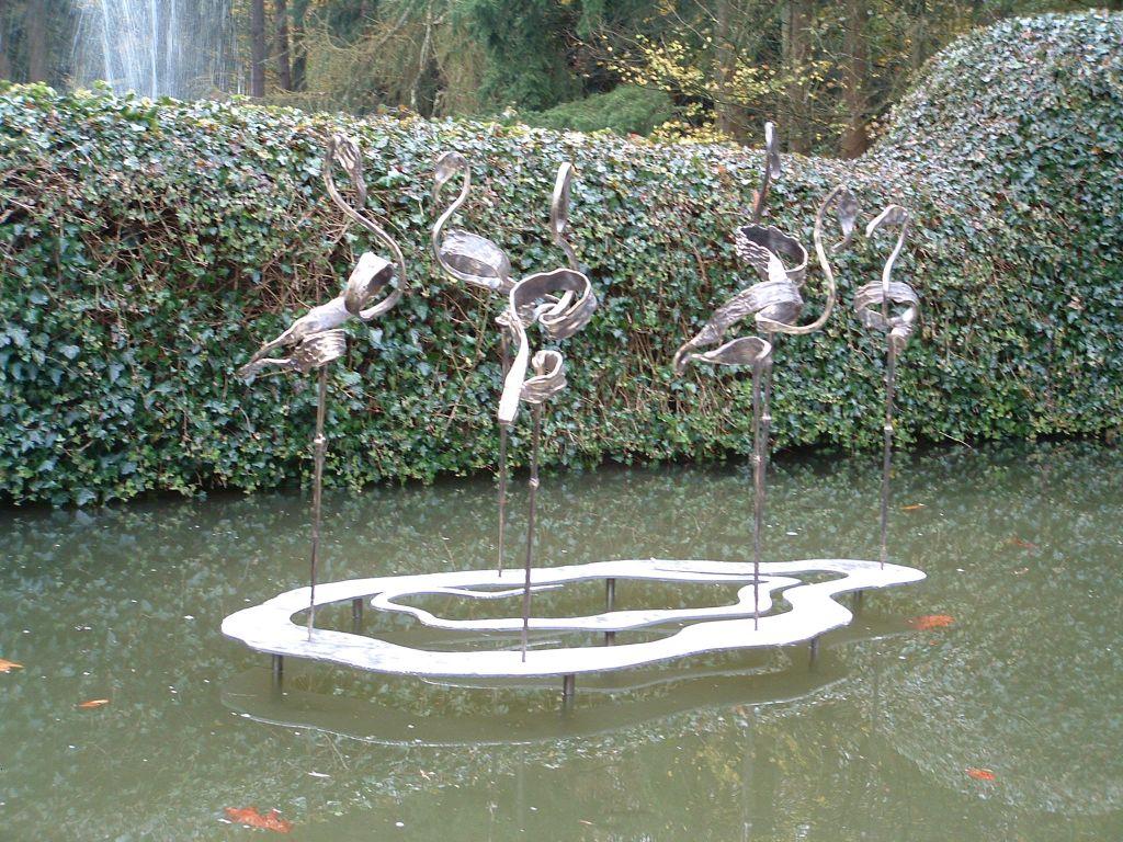 Waterornamenten Rein Tupker Design